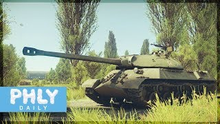 THE BRAWLER | IS-3 Soviet Heavy Tank (War Thunder Gameplay)