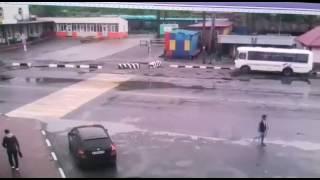 ДТП г.Невельск,Сахалин.