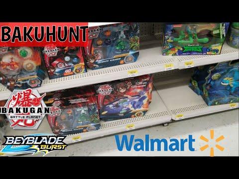 BAKUHUNT @Walmart Canada - Bakugan Battle Planet Toy Hunting 19-06-12