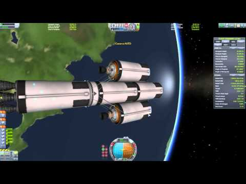 Very Heavy Lifting Rockets~Kerbal Space Program #5
