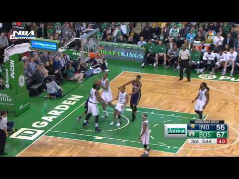 Indiana Pacers vs Boston Celtics Full Game Highlights 03/22/2017