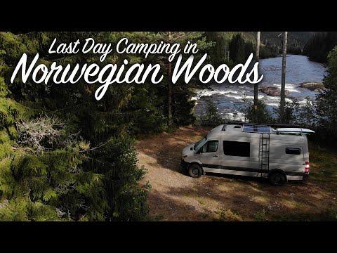 Last Day Camping in Norwegian Woods :: Scandinavia Daily Vlog Ep. 33
