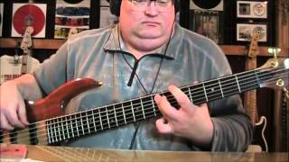 Toni Braxton Unbreak My Heart Bass Cover with Notes and Tab