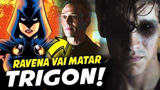 É ASSIM QUE OS TITANS VÃO VENCER TRIGON! || TITANS 2ª TEMPORADA