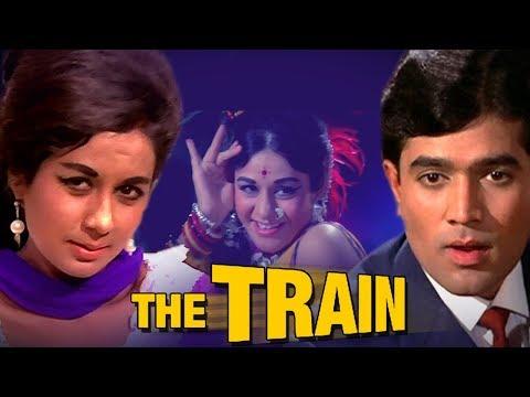 The Train 1970 Full Hindi Movie  Rajesh Khanna, Nanda, Helen, Madan Puri
