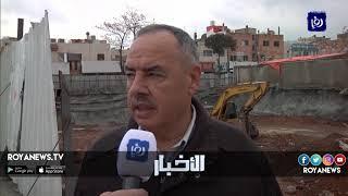 تأخر بناء سور استنادي يحرم مواطنين من مساكنهم - (19-2-2019)