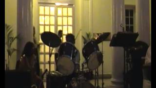 Babush & Laura Santana performing Que Sera-Sera LIVE @ Delhi Gymkhana Club