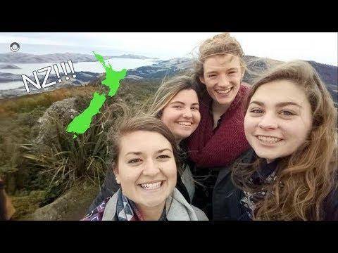 American friends in NZ!!!