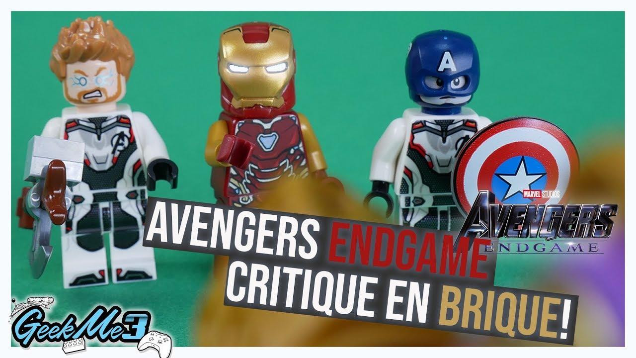 Endgame En Critique Brique1Marvel 100Spoil Avengers Ybym76Ivfg