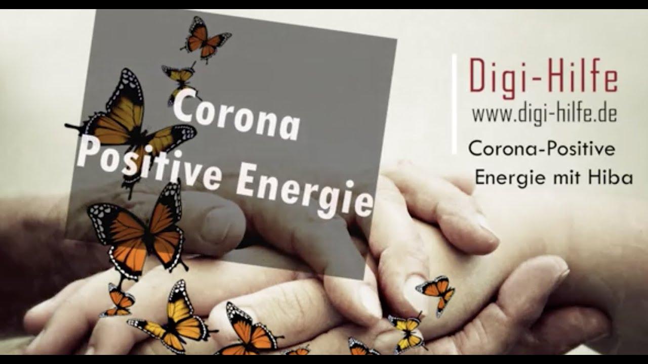 Corona-Positive Energie