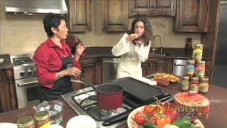 Southwest Hot Chefs And Restaurants Tm , Cervantes Green Chile Stew Part 1