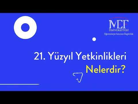 Prof. Dr. Erhan Erkut / 21. Yüzyıl Yetkinlikleri - Bitiriş