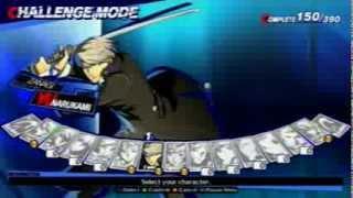 Persona 4 Arena: Narukami Yu Challenge #30