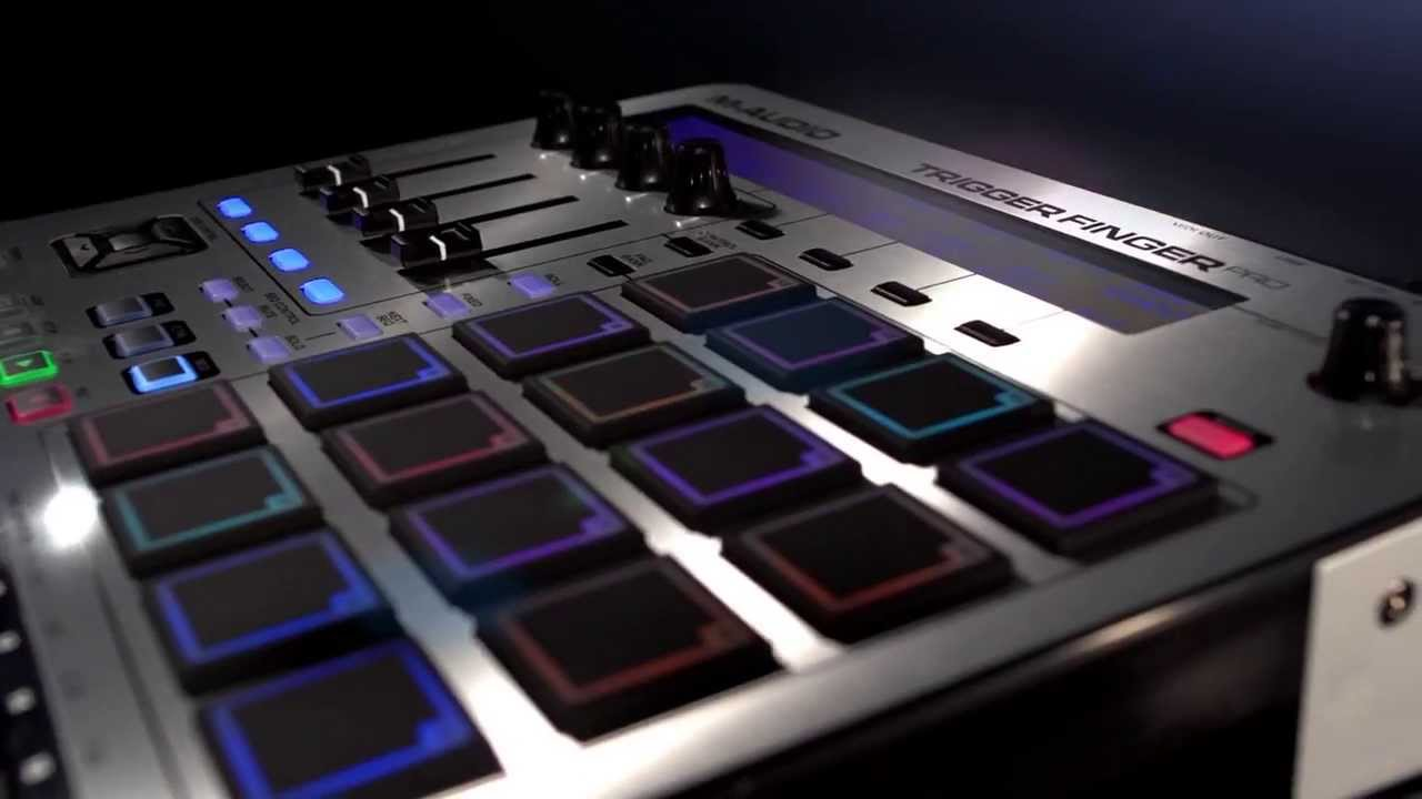 What Equipment The Top Producers Use To Deliver Their Music Live likewise 38221403 as well  in addition Construction Zone likewise How The Pros Play Live. on trigger finger m audio pro