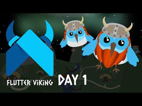 FlutterVikings - Day 1