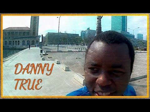 Moving around in Marginal de Luanda - Angola 25.09 / DAILY VLOG