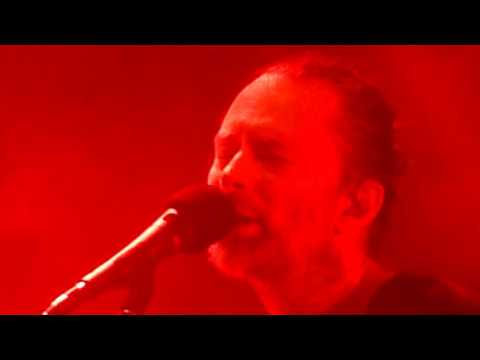 Radiohead The Numbers Live American Airlines Arena Miami FL March 30 2017