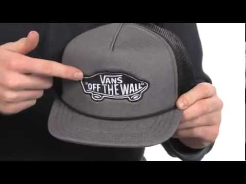 Vans Classic Patch Trucker Plus SKU  8035378 - YouTube c9a06def7bc