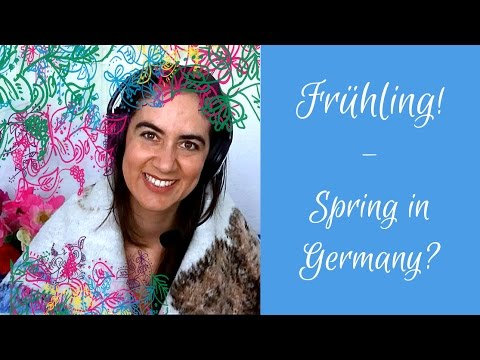 How to prepare for Spring in Germany - Pauliphysics