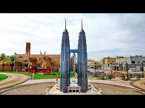 Riyadh City Tour - Landmark Park Riyadh - HVLOG #15