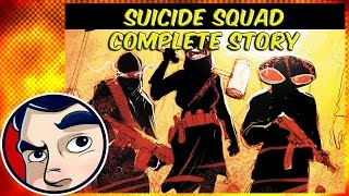 """Suicide Squad """"Monsters"""" - Complete Story"""