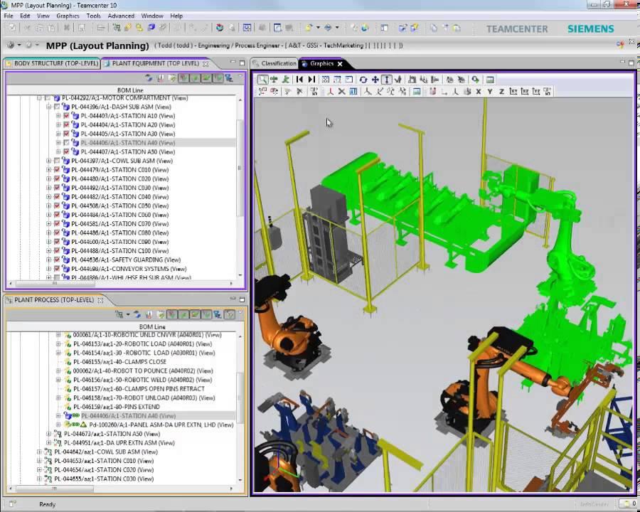 Berühmt Automotive Body-in-White (BiW) - Siemens PLM Software Solution #ZD_98