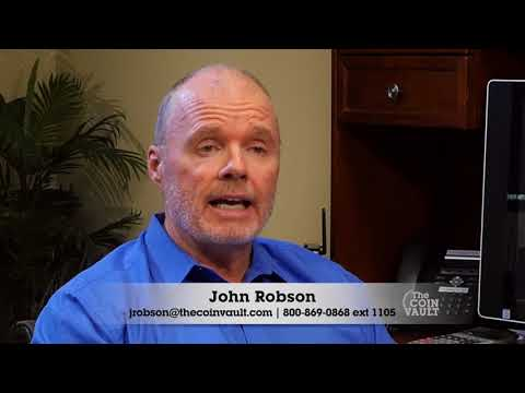 Chat with Matt - John Robson - Senior Numismatic Advisor