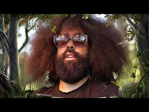 Reggie Watts Into The Great Wide Open