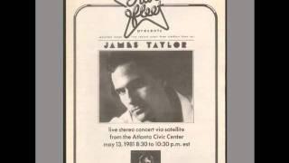 James Taylor-Hard Times (live,1981-unreleased album)