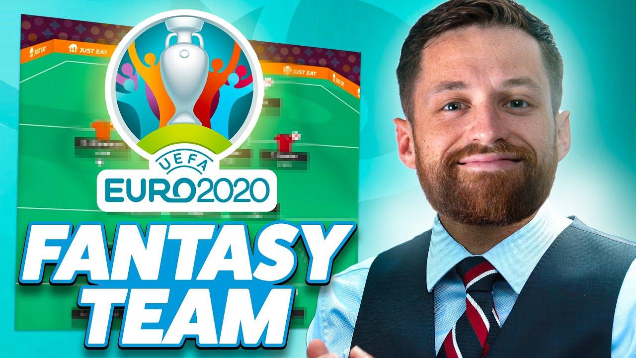 BUILDING MY EURO 2020 FANTASY TEAM!