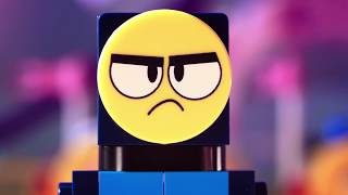 Bumpin' Around with Master Frown - LEGO Unikitty - Character Videos
