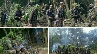 A short slide show of Naga Army