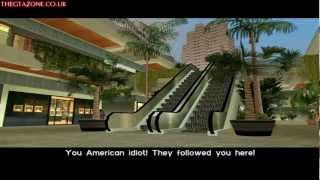 GTA Vice City - Mission #8 - Mall Shootout (HD)