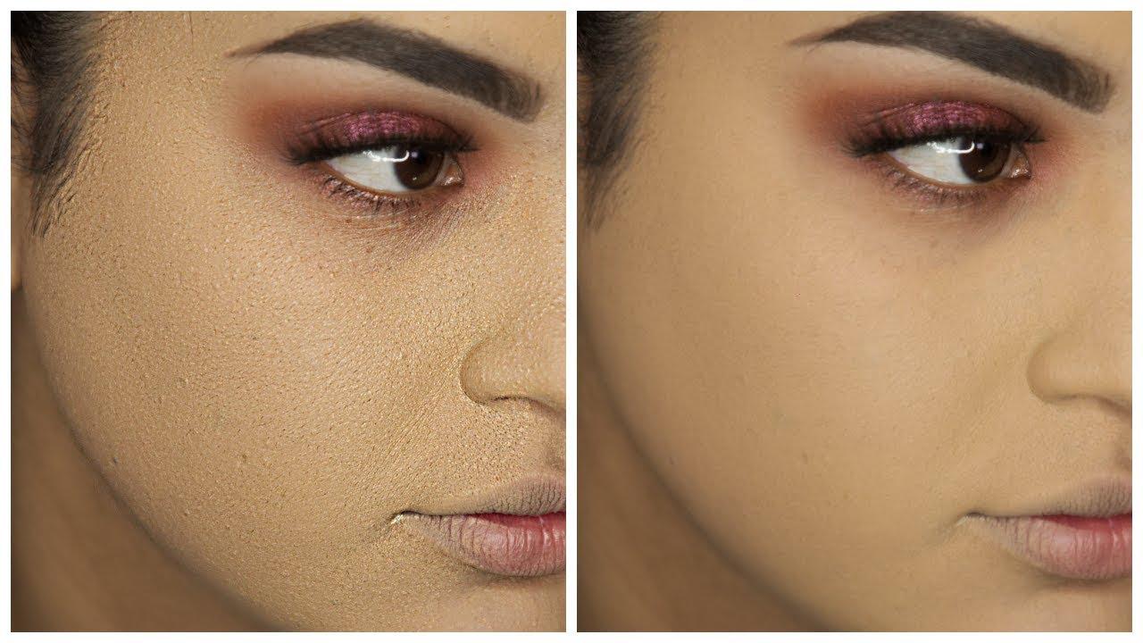 Como Aplicar Base de Maquillaje para que se vea perfecta / roccibella