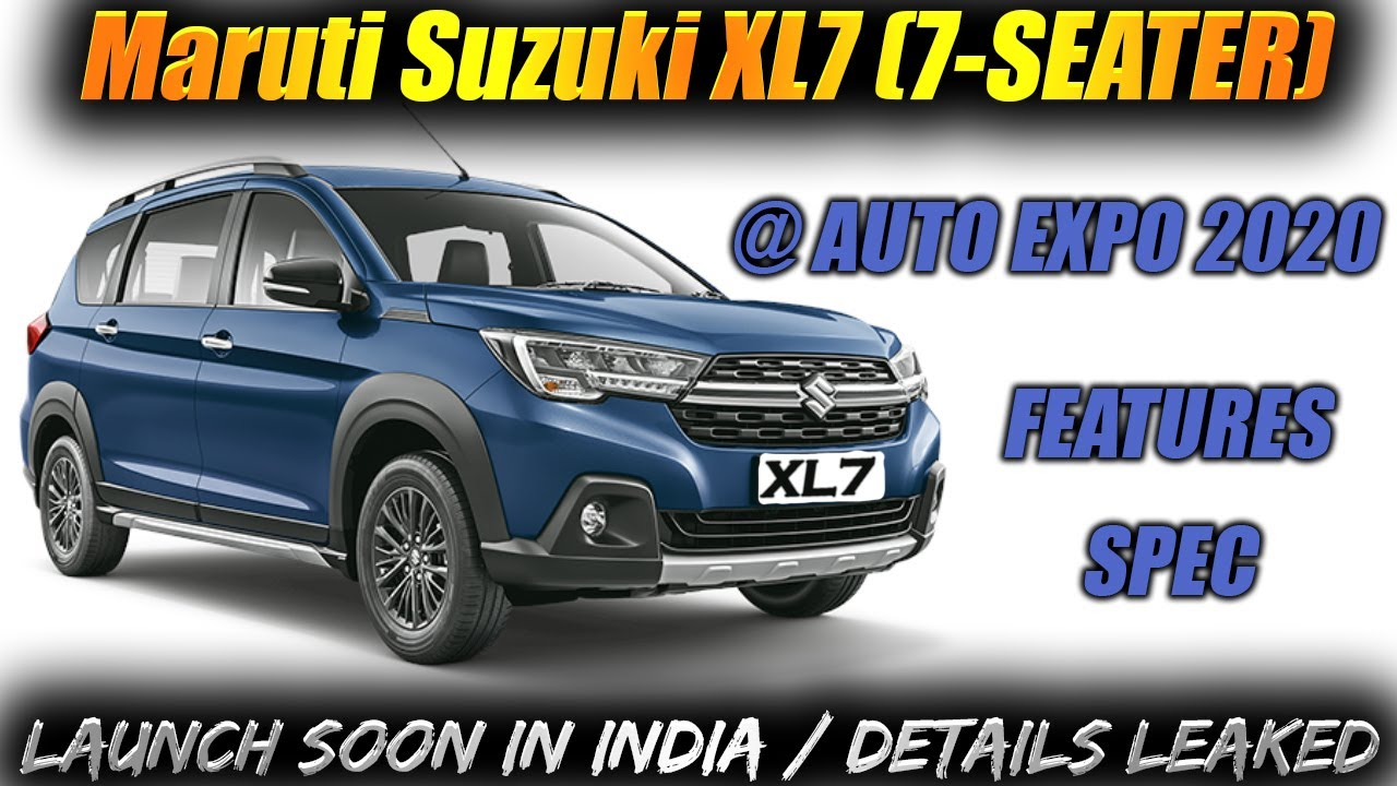 maruti suzuki xl7 spotted in indonesia launch date spec new features complete details youtube maruti suzuki xl7 spotted in indonesia launch date spec new features complete details