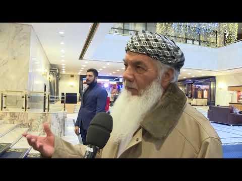 په مسکو کې دافغان سیاستوالواو طالبانو نظریات