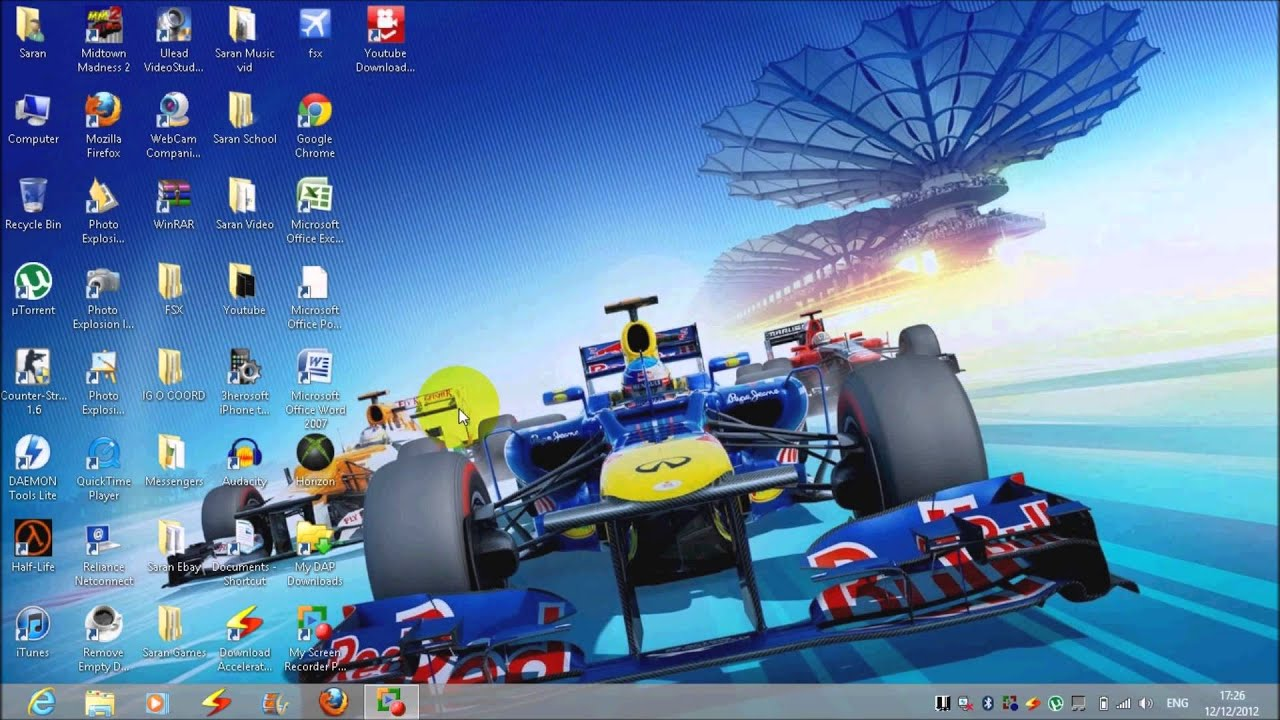 how to put icons on desktop windows 8 tutorial youtube