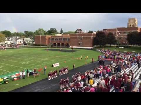 Mishawaka High School Band - September 11th Tribute - 2015