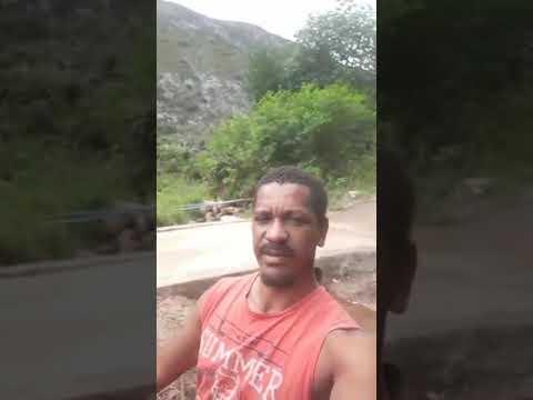 Assista o vídeo: Júnior fala sobre a Ponte da Estrada do Brito - Conquistando benefícios pra comunidade através da incansável luta