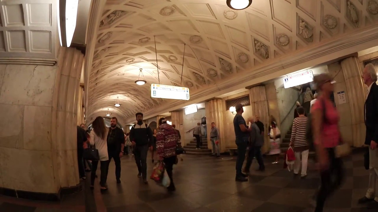 камчатка метро охотный ряд кривизны балки
