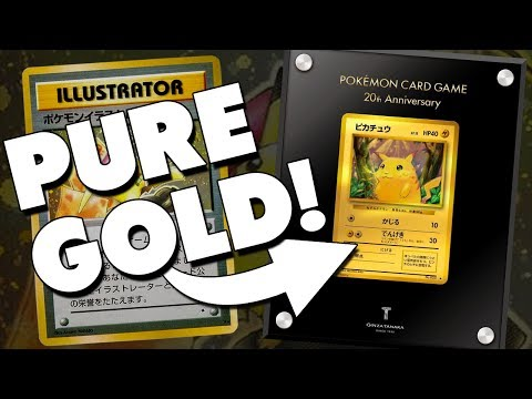 Top 10 Rarest Pokémon Cards Of All Time!