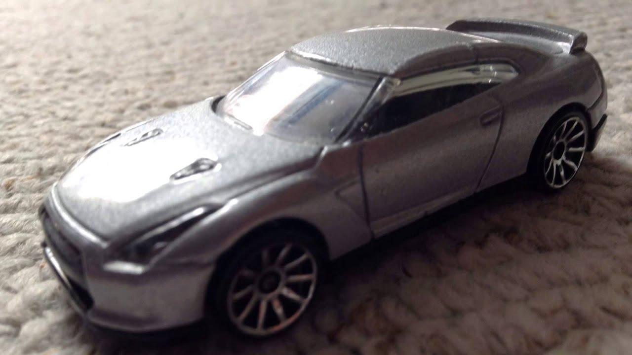 Fast And Furious 5 Hot Wheels Nissan Skyline 2009 Gtr R35