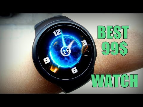 LEMFO LES2 3G Smartwatch Review  BEST SMARTWATCH DEAL