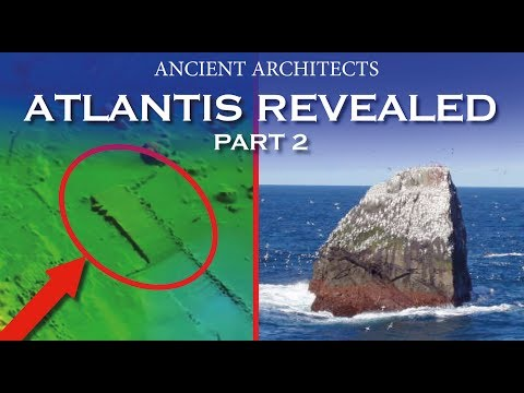 The Lost Island of Atlantis Revealed Part 2   Ancient Architects