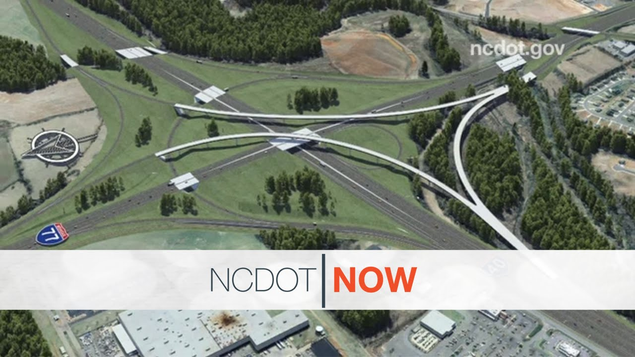 NCDOT Now October 17, 2012