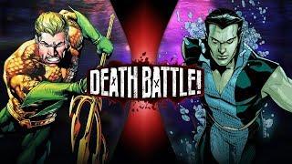 Download Aquaman VS Namor (Marvel VS DC Comics)   DEATH BATTLE! Mp3 and Videos