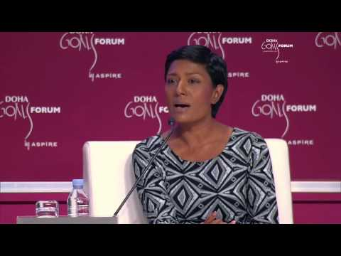 Doha GOALS 2014: Debate: Changing the Perception of Women in Sport