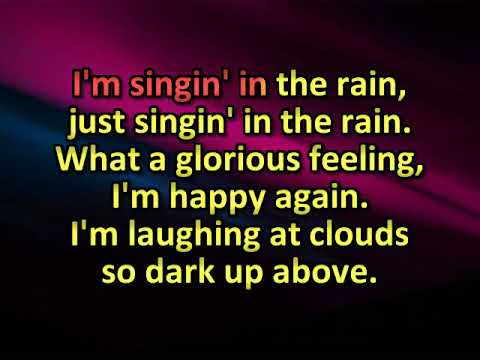 Arthur Freed   Singing in the rain