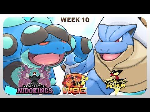 PLAN: FAILED - Newcastle Nidokings VS Pittsburgh Pichus - Pokémon Sun & Moon [WBE S1W10]