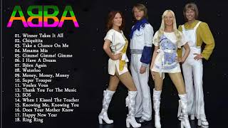 ABBA Best Songs Collection 2018  - Greatest HIts Full Album Of ABBA